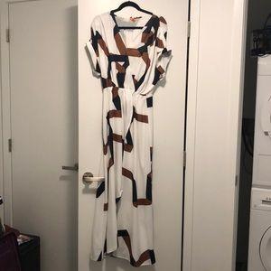 Dresses & Skirts - Patterned maxi dress